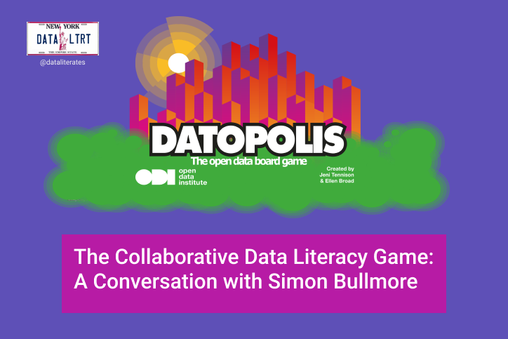 The Collaborative Data Literacy Game